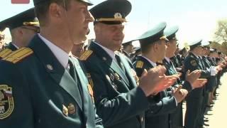 В Великом Новгороде сегодня отметили 365-ю годовщину со дня образования российской пожарной охраны