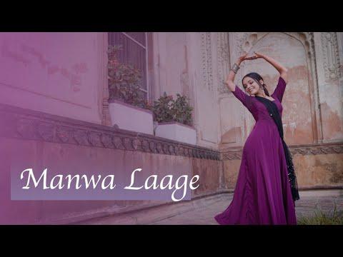 Download Manwa Laage | Semi classical Choreography | Richa Tiwari Choreography | Beats and Taal