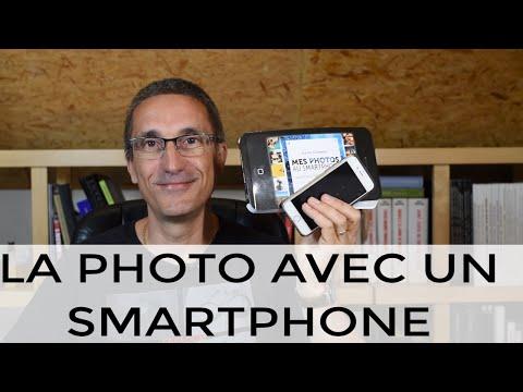 Comment faire des photos au smartphone, guide pratique et applications photo recommandées
