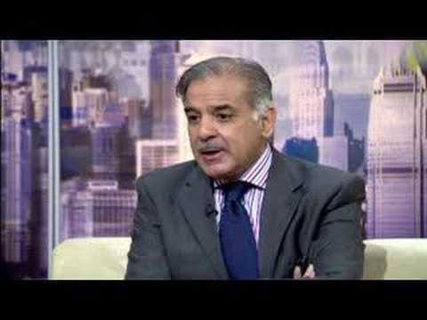Frost Over the World - Shahbaz Sharif - 28 Sep 07