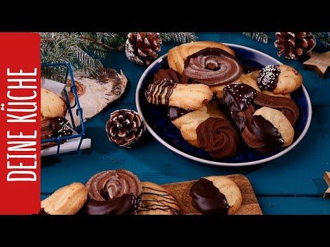 Spritzgeback Mit Kuchenfee Lisa Rewe Deine Kuche