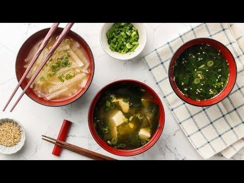How to Make Vegan Miso Soup (4 Ways)  | Quick & Easy! ?