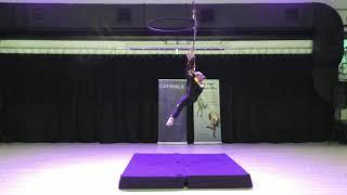 Виктория Пиктулина - Catwalk Dance Fest IX[pole dance, aerial]  30.04.18.