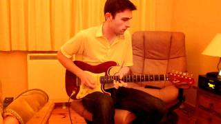 """""""New Lover"""" on Guitar"""