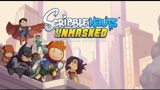 Scribble Nauts Unmasked Episode 7