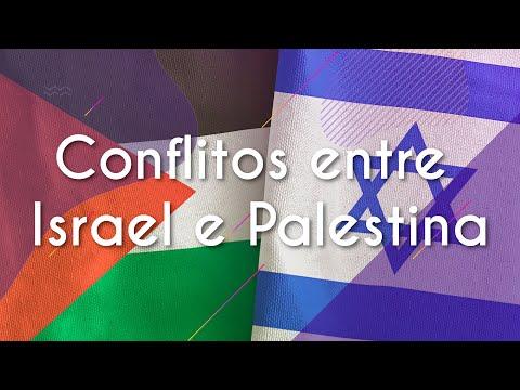 Conflitos Entre Israel E Palestina - Brasil Escola