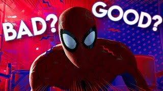 How Good Is Spider-Man: Into The Spider-Verse?