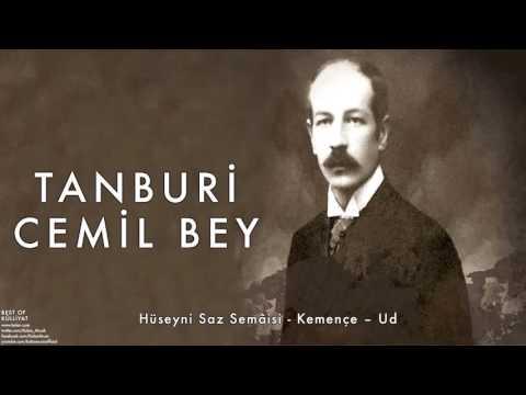 Tanburi Cemil Bey - Hüseyni Saz Semâisi - Kemençe – Ud [ Külliyat © 2016 Kalan Müzik ]