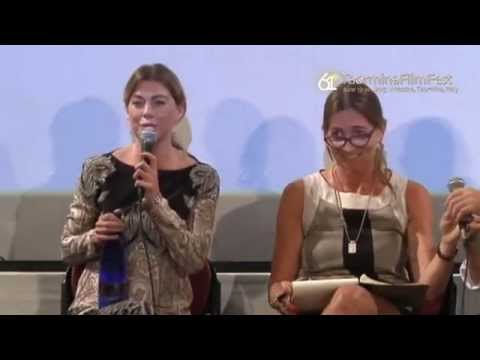 Taormina Film Fest 61 - Tao Class  Ellen Pompeo