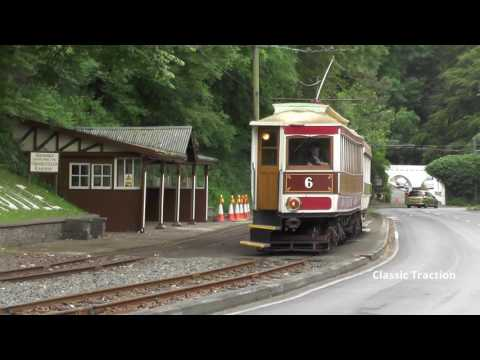 THE SIX GREAT RAILWAY WONDERS OF THE ISLE OF MAN - A Preview