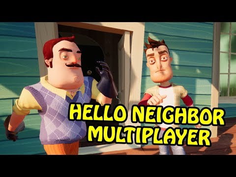 HELLO NEIGHBOR MULTIPLAYER | Hello Neighbor Mod
