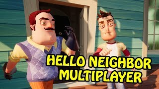 HELLO NEIGHBOR MULTIPLAYER | Hello Neighbor Mod