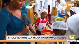 Watoto kujishugulisha na maswala ya kupika keki wakati wa likizo #SemaNaCitizen