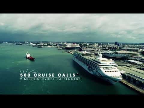 Port of Southampton Video