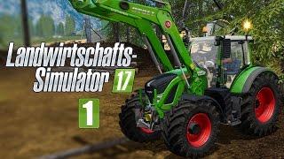 LANDWIRTSCHAFTS-SIMULATOR 17 FORST #1 - Beginn mit Liongamer1! I LS17 Forst-Projekt