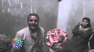 فيديو| أسرة مسيحية عائدة لمنزلها بأهناسيا: أولادنا أشقاء المسلمين في الرضاعة