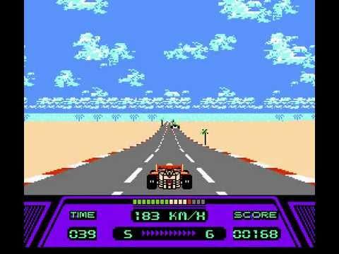 NES Longplay [111] Rad Racer