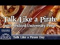 Oxford Academic Celebrates Talk Like a Pirate Day