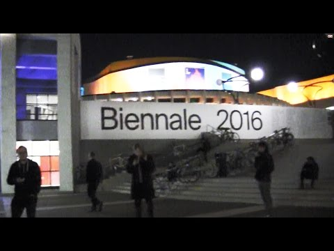 """ART SHOW: 2016 Montreal Biennale """"Le Grand Balcon"""" @ Montreal Museum of Contemporary Art (MACM)"""
