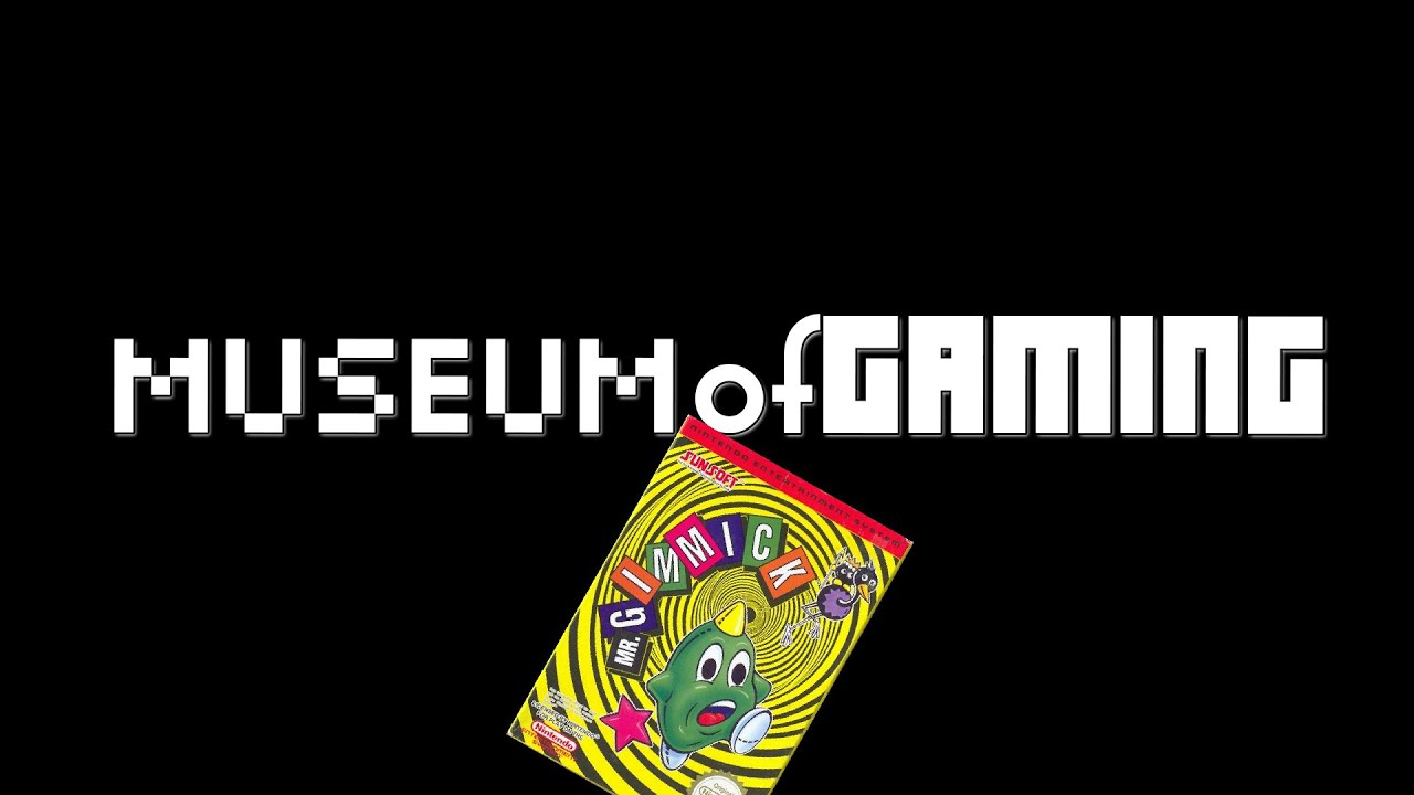 Download Museum of Gaming - Episode 3: Mr. Gimmick!