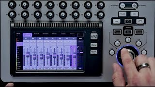 QSC Touchmix 16 Touchscreen Digital Mixer