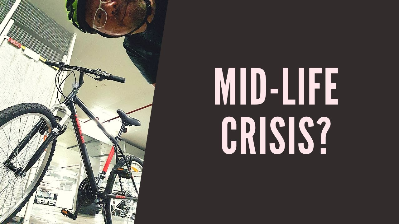 Mid-Life Crisis? It's Just Like Riding a Bicycle!