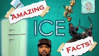 7 Incredible Ice Facts | Fun Fact Video About Ice
