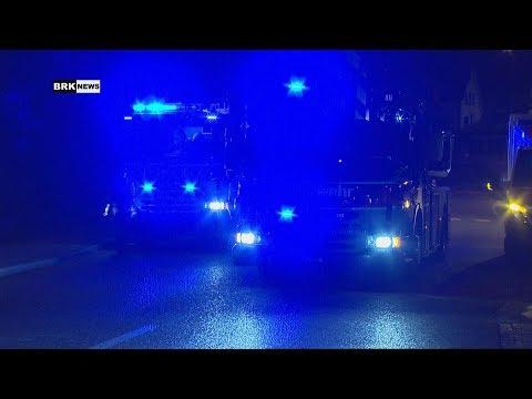 Oberrieden ZH: Brand in Reiheneinfamilienhaus verursacht erheblichen Sachschaden