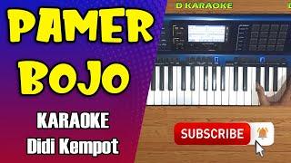 PAMER BOJO Karaoke Dangdut Koplo Tanpa Vokal - Didi Kempot