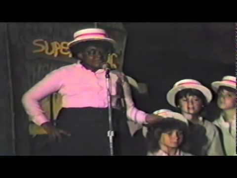 1983 God's GangTour Leigh Ann Foster solo