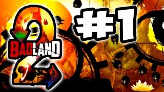 BADLAND 2 #1 Gameplay  Прохождение ios android