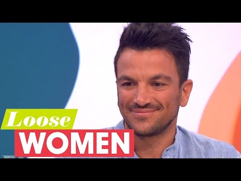 Peter Andre Reveals Baby Names And Gender Preference | Loose Women