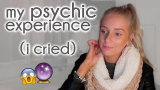 I WENT TO A PSYCHIC (it was like, MAD 😳🔮) Weekly #21