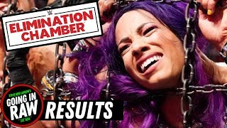 WWE Elimination Chamber 2019 Review & Full Results | Going In Raw Podcast