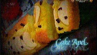 Resep Kue Cake Apel Ala Chef Vania Wibisono