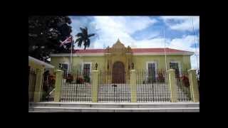 COSTA RICA VISTA EXTERIOR DE LA CASA AMARILLA EN SAN JOSE YouTube