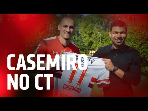 CASEMIRO NO CT | SPFCTV