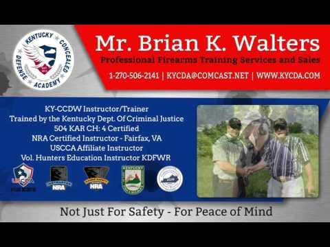 Kentucky Concealed Defense Academy LLC