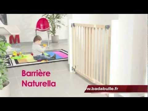 barri re de s curit naturella de badabulle sur ukeez tv youtube. Black Bedroom Furniture Sets. Home Design Ideas