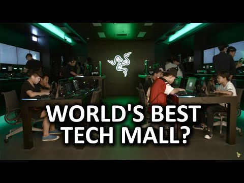 Best Tech Showrooms In The World? Syntrend, Taipei, Taiwan