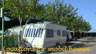 Camping los madriles in english