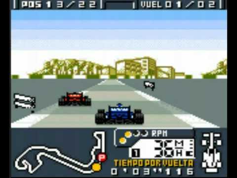 Car Games Gba