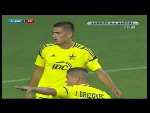 Sheriff Tiraspol v Hapoel Be'er Sheva (2nd Leg) 0-0 (2-3)
