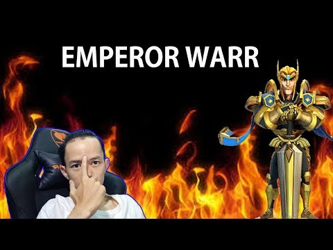 EMPEROR WARR | LORDS MOBILE INDONESIA