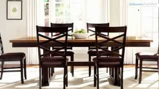Bistro Ii Oval Pedestal Dining Room Collection From Liberty Furniture