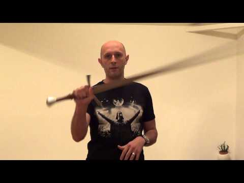 More on longsword hilt length and context in HEMA - a clarification