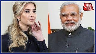 Ivanka Trump In Hyderabad, PM Modi To Inaugurate Event Later Today