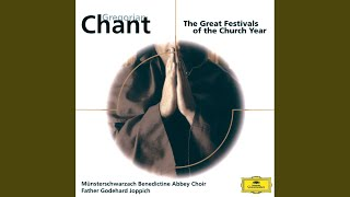 Gregorian Chant: Assumption of the Blessed Virgin Mary (Mariae Aufnahme in den...