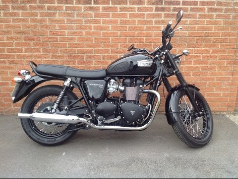 For Sale Triumph Bonneville T100 www.ridersmotorcycles stk# 22739