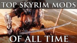 Skyrim Top 20 Mods of All Time(You guys asked for it. And finally, here it is, the greatest skyrim mods of all time! Enjoy. Like and favorite! Facebook: http://www.facebook.com/mxreview Twitter: ..., 2013-09-27T20:00:54.000Z)
